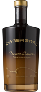 Cassagnac Cream Liqueur 750ml